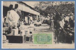 AFRIQUE - MALI --  BAMAKO -  Marché Au Sel - Mali