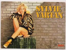 Carte De Publicité  Originale - SYLVIE VARTAN - RCA - Cantanti E Musicisti
