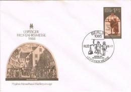 13208. Entero Postal BERLIN (Alemania DDR) 1988. Leipziger Messe - [6] República Democrática