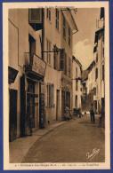 YY - CPA ALPES-DE-HAUTE-PROVENCE (04) - COLMARS-LES-ALPES - LA GRAND'RUE - BAR-TABACS - Andere Gemeenten
