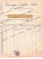 1929 - Zelini SALO' - Fabbrica Dolci Cioccolato Biscotti - Lago Di Garda - Erinnofilia Lire Una - Italie