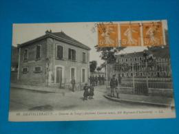 86) Chatellerault N° 26 - Caserne De Laage ( Ancienne Caserne Neuve , 32ém Régiment D'infanterie )  - Edit : LL - Chatellerault