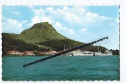 CPSM - Port D' Uturoa (Raiatea) - Iles Sous Le Vent - Polynésie Française - Polynésie Française