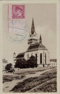 Hustopeče U Brna -  Auspitz - Kostel - Tschechische Republik