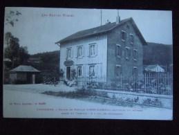 Environs De Gérardmer ( à 6 Km ) , Longemer , Maison De Famille Simon-Marchal , Arret Du Tramway - Gerardmer