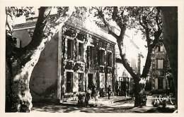 - Bouches Du Rhone -ref B11 -  Senas - La Mairie - Carte Bon Etat - - Frankrijk