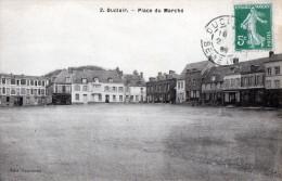76 - DUCLAIR - Place Du Marché - Duclair