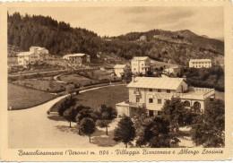Veneto-verona-boscochiesanuova Veduta Albergo Lessina Villaggio Biancaneve - Altre Città