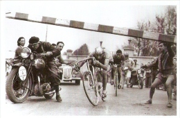 42/FG/15 - SPORT - CICLISMO: FAUSTO COPPI (con Annullo Filatelico) - Cyclisme