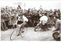44/FG/15 - SPORT - CICLISMO: FAUSTO COPPI (con Annullo Filatelico) - Ciclismo