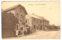 WASSEIGES   ---   Le Centre Du Village - Wasseiges