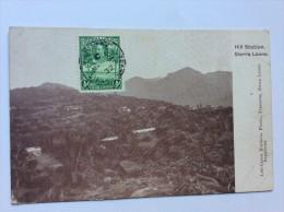 AK   SIERRA LEONE    HILL  STATION  PRE-1904 - Sierra Leone