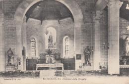 CPA La Baule, Intérieur De La Chapelle (pk19430) - La Baule-Escoublac