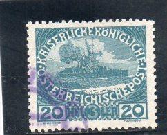 AUTRICHE 1915 O - 1850-1918 Empire