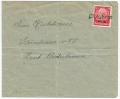 R867 - Provisoire PLOBSHEIM - 1940 - Gummistempel - - Alsace-Lorraine