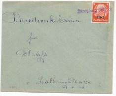 R869 - Provisoire STRASSBURG Els 3 - 1940 - Port Local - Gummistempel - - Alsace-Lorraine