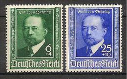 Germany 1940 - Dr.Emil Von Behring - Unused Stamps