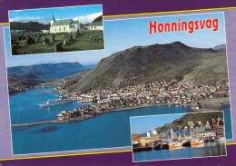 HONNIGSVAG (Norwegen) - Nordkapp, Sondermarke - Norwegen