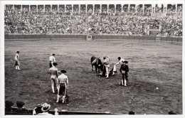 LISBOA (Portugal) - Stierkampf In Der City, Fotokarte 1939 - Lisboa