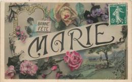 PRENOM  MARIE BONNE FETE - Prénoms