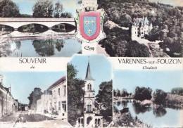 SOUVENIR DE VARENNES SUR FOUZON MULTIVUES  (CHLOE F) - Andere Gemeenten