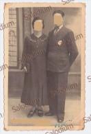 1936 - SALO´ -  Fotografia Per Fidanzamento - Lago Di Garda - Fotografia Originale D´epoca - Luoghi