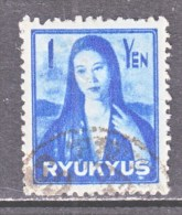 RYUKU ISLANDS   9   (o) - Ryukyu Islands