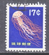 RYUKU ISLANDS   80   (o)  SEA LIFE - Ryukyu Islands