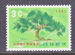 RYUKU ISLANDS   88  *  TREES - Ryukyu Islands