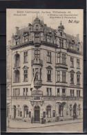 Aachen Hotel Continental Wilhelmstrasse 68 1920 Eigentümer J. Fouraschen (d145) - Allemagne
