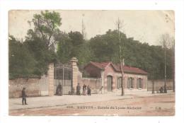 Vanves-Entrée Du Lycée Michelet- -(A.6510) - Vanves
