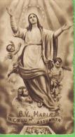 SANTINO SERIE EBI DEP 295 B.V. MARIA ASSUNTA IN CIELO - Devotion Images
