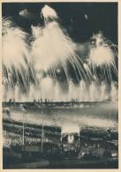 Sammelbild (1933) - Feuerwerk Am Tag Der Arbeit 1. Mai 1933 - Allemagne