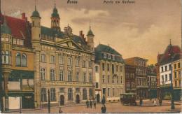 NEUSS  - Partie   Am  Rathaus ( L,'AUTOBUS ) - Neuss