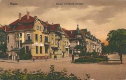 NEUSS  -   Kaiser  Friedrich  - Strass - Neuss