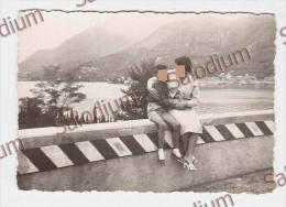1957 - SALO´ - Lago Di Garda - Fotografia Originale D´epoca - Luoghi