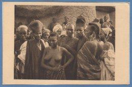 AFRIQUE - TCHAD --  Bororos Pasteurs Nomades De Race Foulbé - Tchad