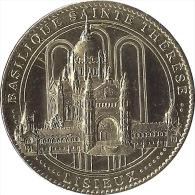 S07B102 - 2007 LISIEUX 2 - Basilique Sainte Thérèse / ARTHUS BERTRAND - 2007
