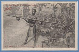 AFRIQUE - TCHAD - C. Congo Français De La Sangha -- Harpe D'un Nouveau Genre.... - Chad