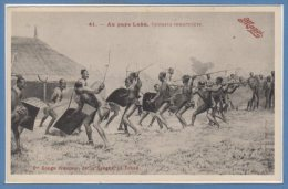 AFRIQUE - TCHAD - C. Congo Français De La Sangha -- Au Pays Laka - Tchad