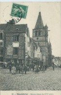 80, Somme, MONTDIDIER, Maison Datant DuXVIe Siécle, Animations, Scan Recto-Verso - Montdidier