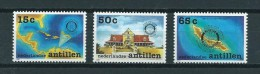1987 Netherlands Antilles Complete Set Rotary MNH,Postfris,Neuf Sans Charniere - Curaçao, Nederlandse Antillen, Aruba