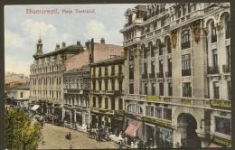 BUCURESTI Piata Teatrului (Cadouri Maier & Stern) Roumanie - Roumanie