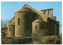 Espagne--PALERA--Basilica Del San Sepulcre-Absis  Cpm éd  Ruta Del Romanic De Beuda - Gerona