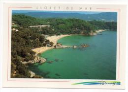 Espagne--LLORET DE MAR--Vista Aérea  Cpm N°49 éd  Mas  Collec Homenatge - Gerona