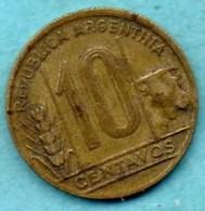 ARGENTINA / ARGENTINE 10 CENTAVOS 1948 - Argentine