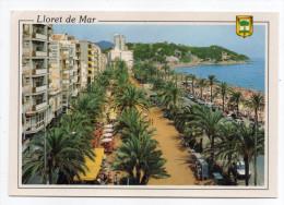 Espagne--LLORET DE MAR--Vue Cpm N°150 éd  Cedosa - Gerona