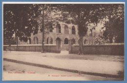 AFRIQUE - TCHAD -- Fort-Lamy -  L'Hôpital - Tchad