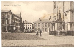 NIVELLES   ---  La  Grand' Place - Nijvel