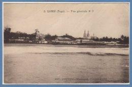 AFRIQUE - TOGO --  Lomé - Vue Générale N° 3 - Togo